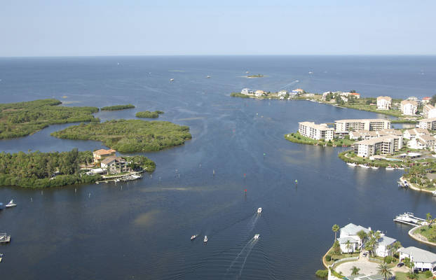 Port Richey Inlet