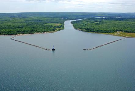 Portage River North Inlet