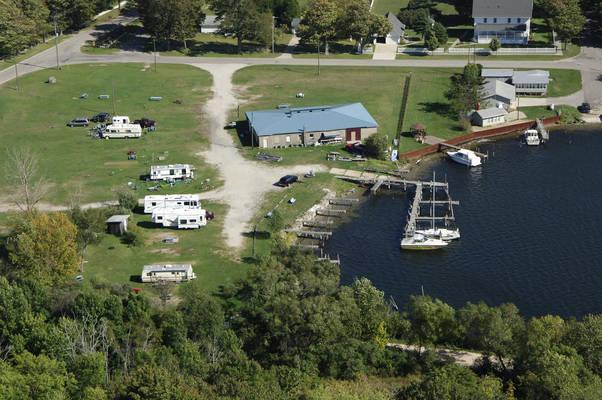 Arcadia Campground Marina