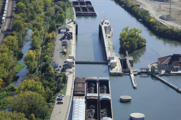 Sanitary Drainage Ship Canal Lock