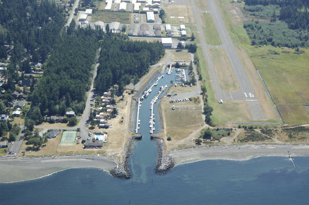 Brandt's Landing Eastsound Marina