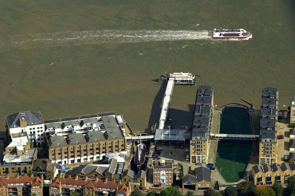 Hilton Dockland Pier