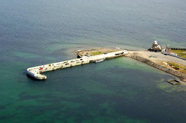 Blacksod Pier