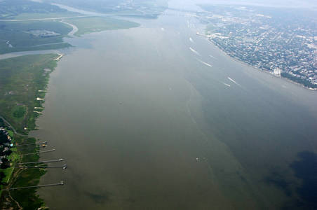 Ashley River Inlet