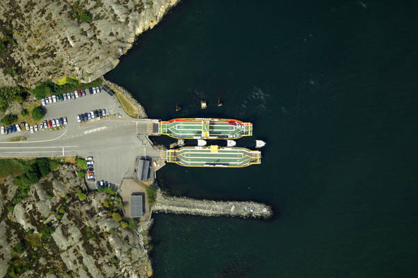 Bjorko South Ferry