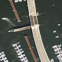 US1 Railroad Swing Bridge