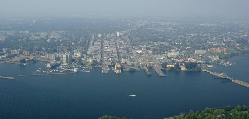 Kingston Harbour