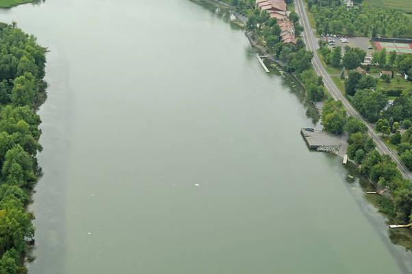Ile Of Jeannotte Public Dock