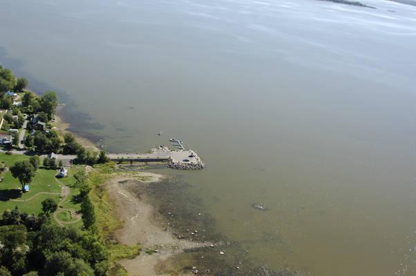 St Placide Public Dock