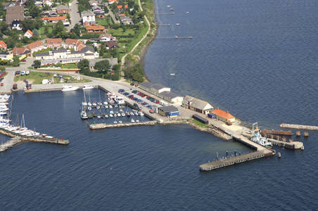 Kalvehave Old Ferry Terminal