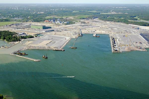 Telakka Varv Harbour