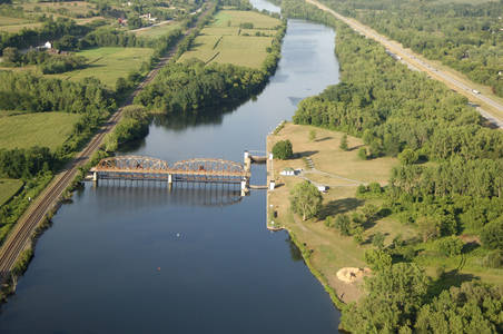 Erie Canal Lock 13