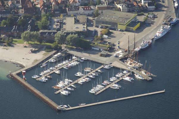 Stadhafen Eckernförde