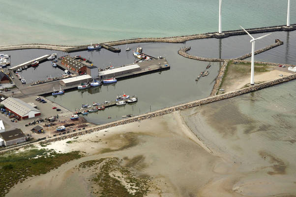 Bønnerup Fishing Harbor