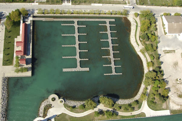 St Aubin Park Marina