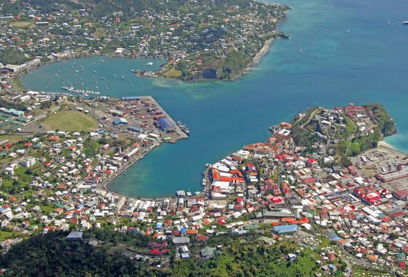 St. George Harbor