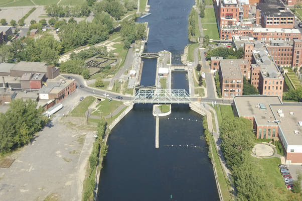 Canal De Lachine Lock 3