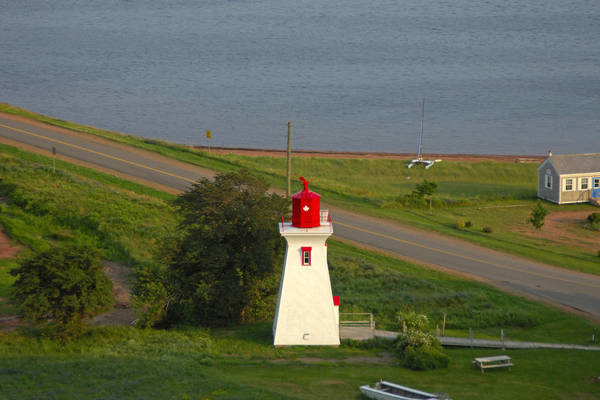 Leards Range Front Lighthouse