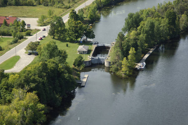 Rideau River Lock 17