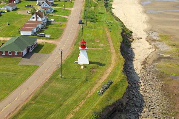 Richibucto Head Light (Cap Lumière Light)