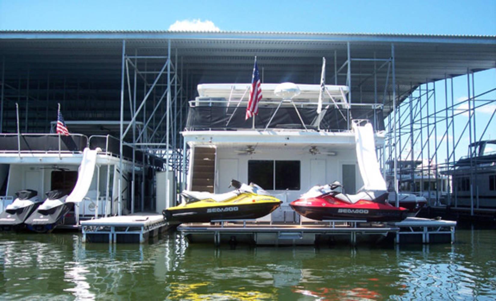 Kentucky Dam Marina Slip Dock Mooring Reservations Dockwa