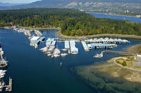 Royal Vancouver Yacht Club Coal Harbour
