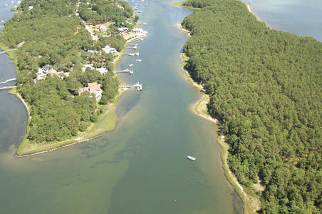 Scapit River Inlet South
