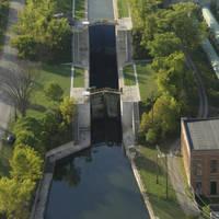 Trent River Lock 16