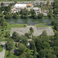 Botanical Gardens Launch Ramp