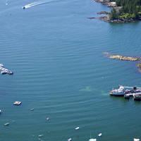 Carvers Harbor Inlet