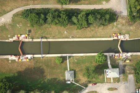 Erie Canal Lock 25
