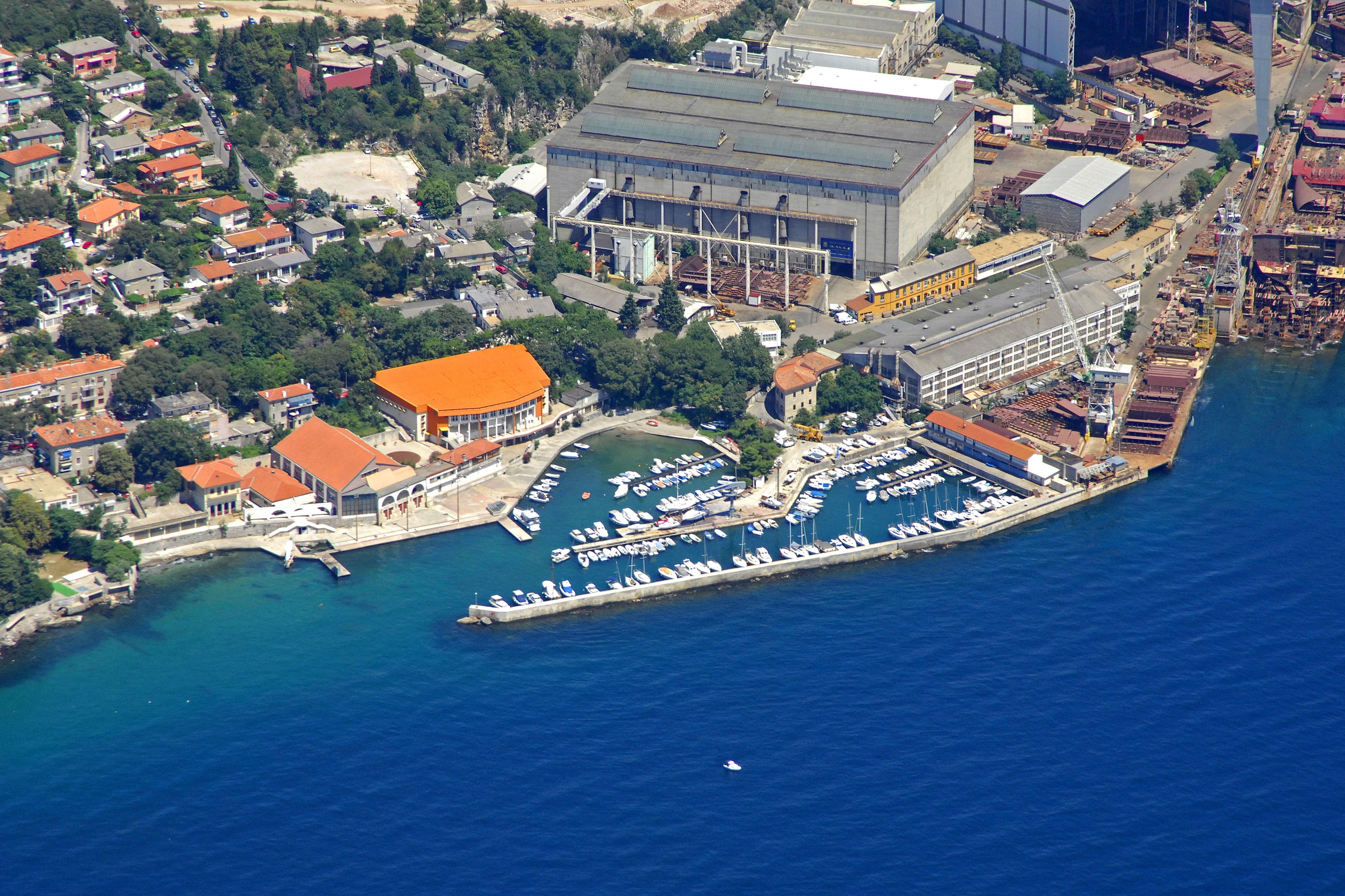 rijeka marina in rijeka croatia marina reviews phone number