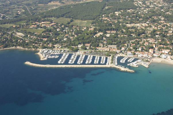 Port De Saint Cyr Les Lecque