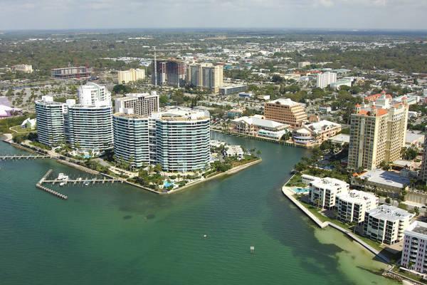 Hyatt Regency Sarasota Resort & Marina