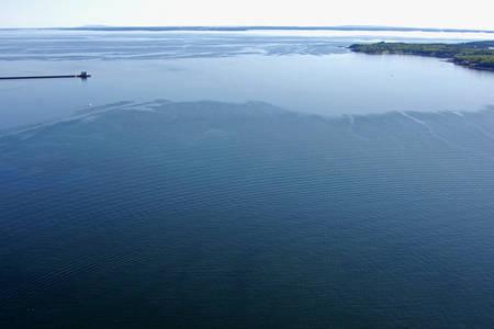 Rockland Harbor Inlet