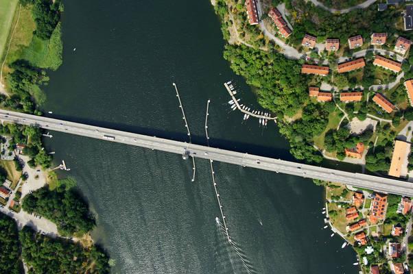 Drottningholmsvaegen Bridge