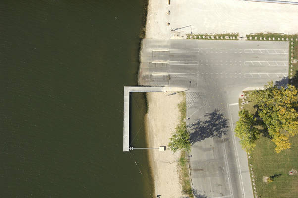 City of Morris Visitor's Dock