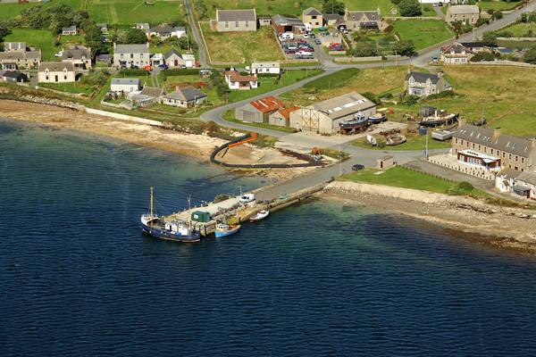 Burray Village Pier