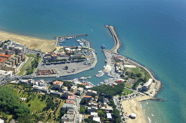 Terracina Harbour