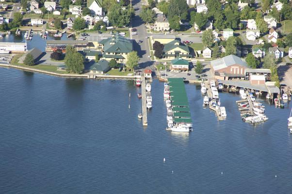 Clayton Municipal Dock