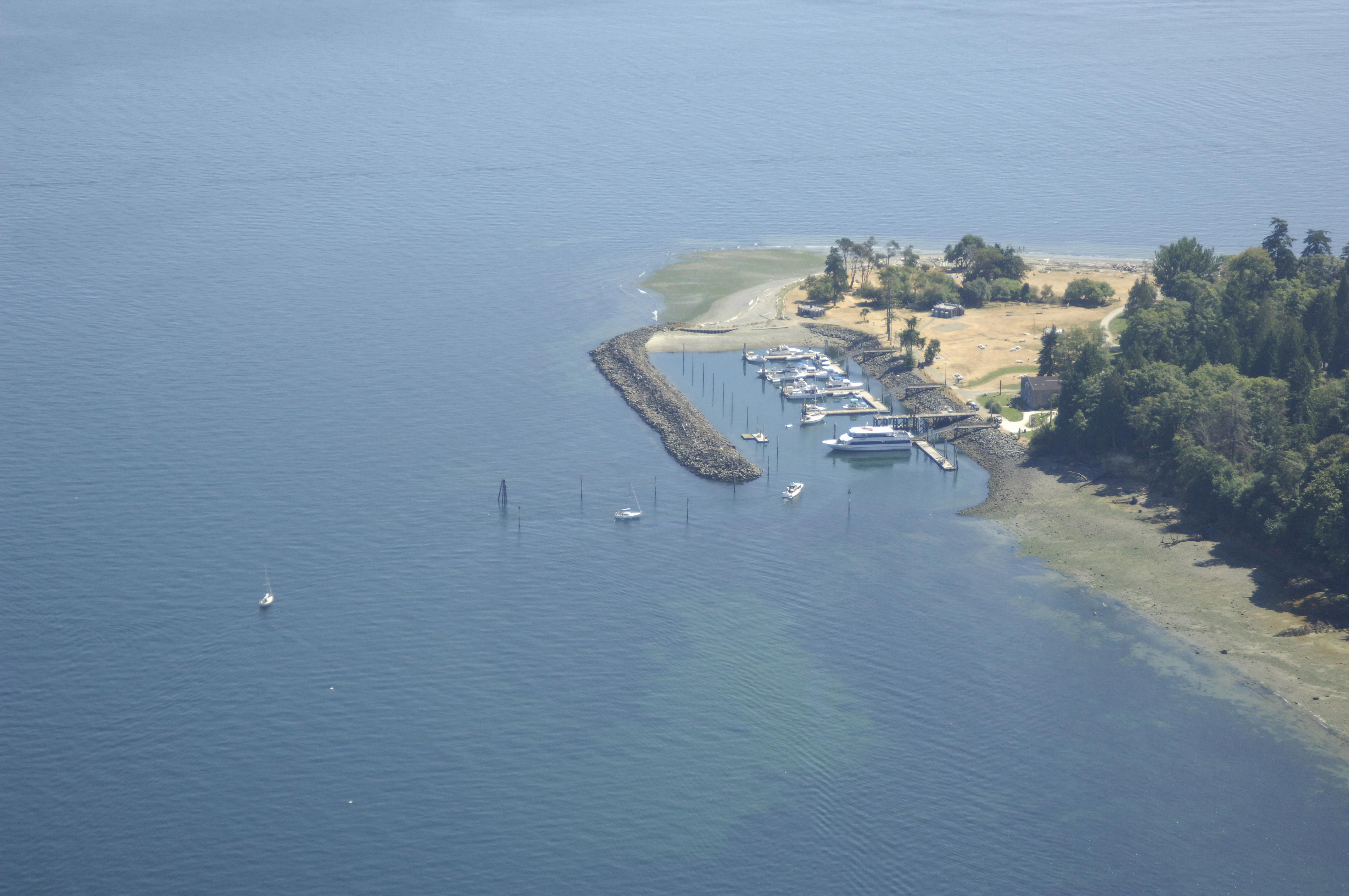 Blake Island Marine Park