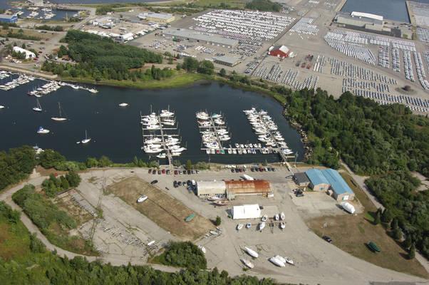 Quonset Davisville Navy Yacht Club
