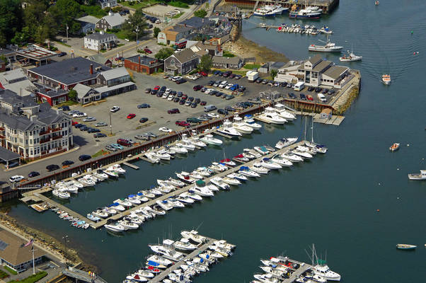 Scituate Town Dock