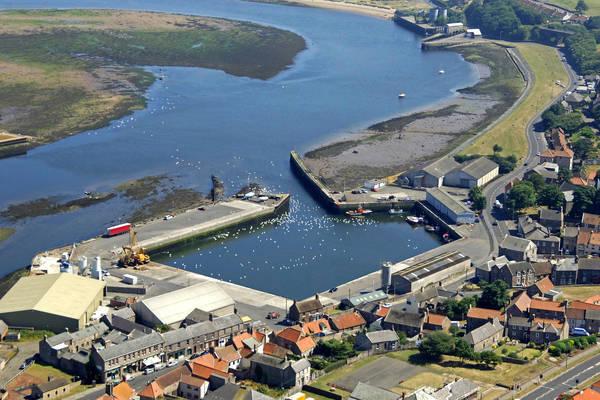 Tweedmouth Dock