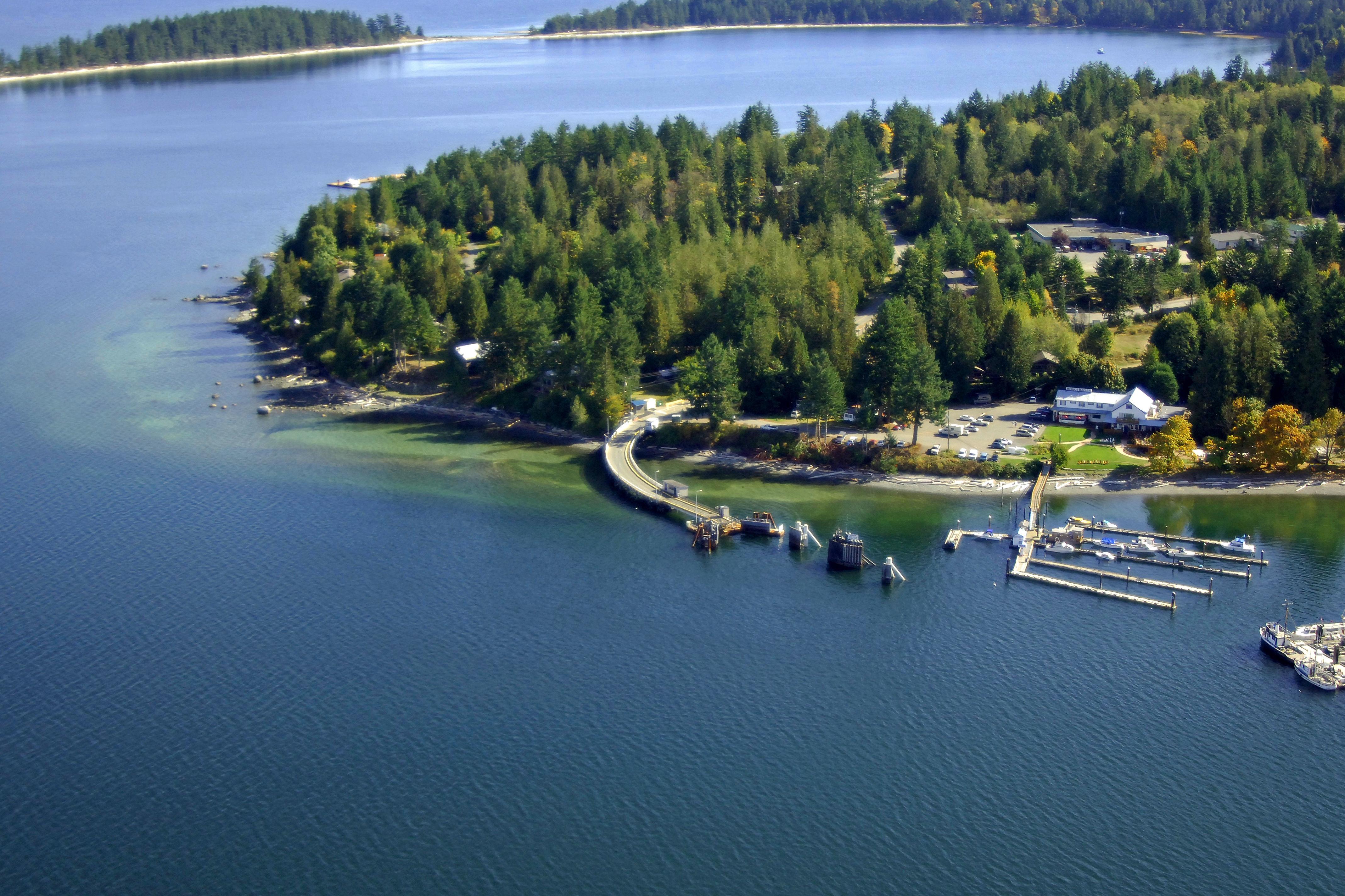 Quadra Island Bc Ferries