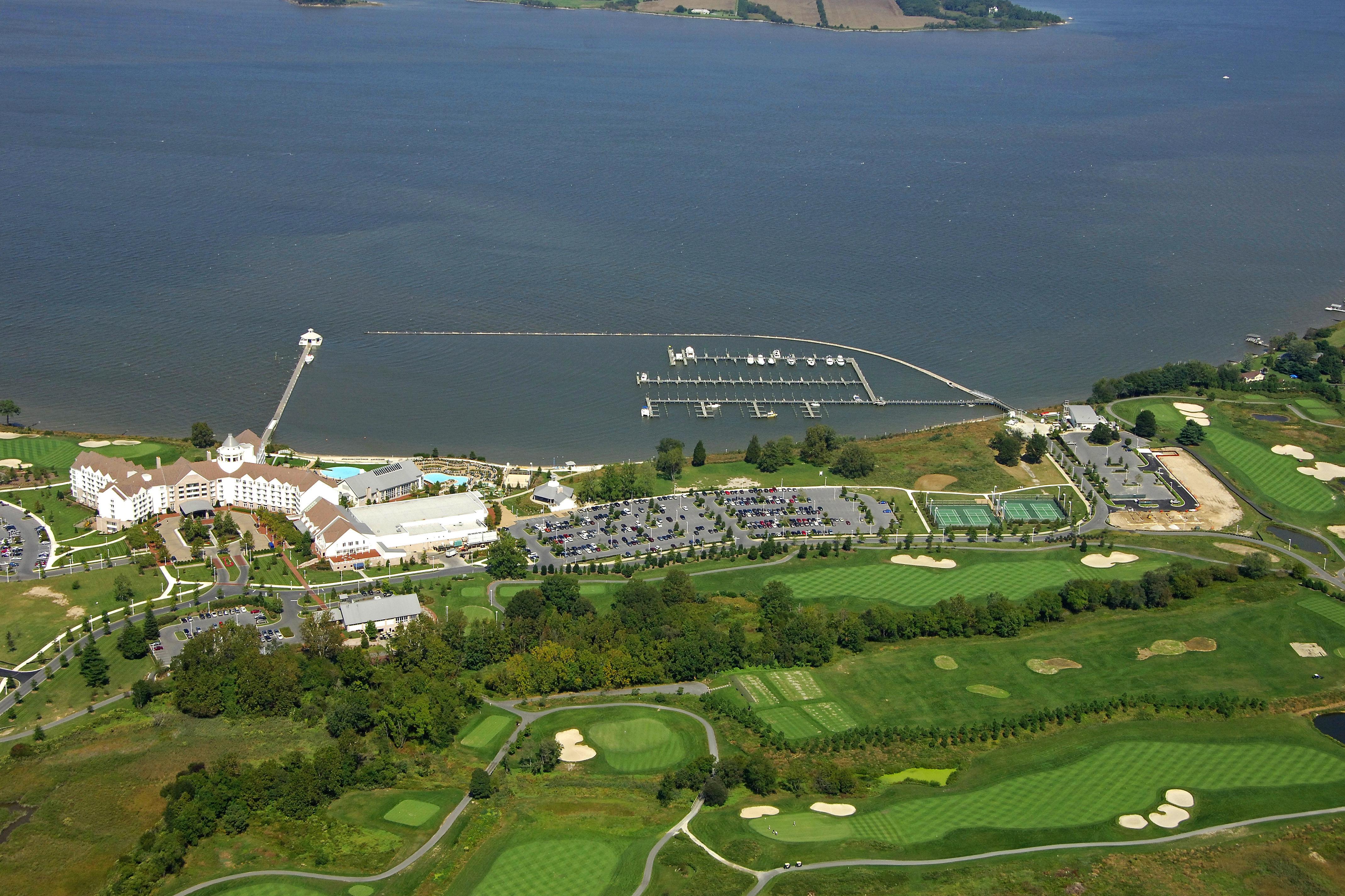 River Marsh Marina At Hyatt Chesapeake Bay Resort