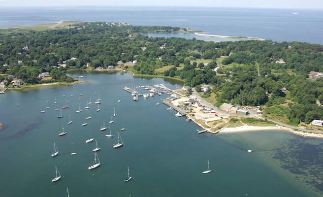 Fishers Island Yacht Club Marina