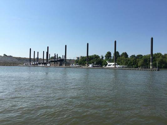 City of Paducah Transient Docks