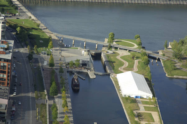 Canal De Lachine Lock 5
