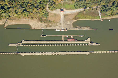 Ohio River Lock 53